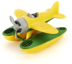 Green Toys Seaplane (Yellow Wings)