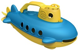 Green Toys Submarine (Yellow Handle)