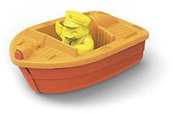 Green Toys Racer Boat (Orange)