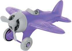 Green Toys Airplane (Purple Wings)