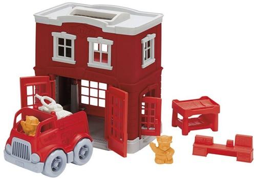 Green Toys - Brandweerkazerne