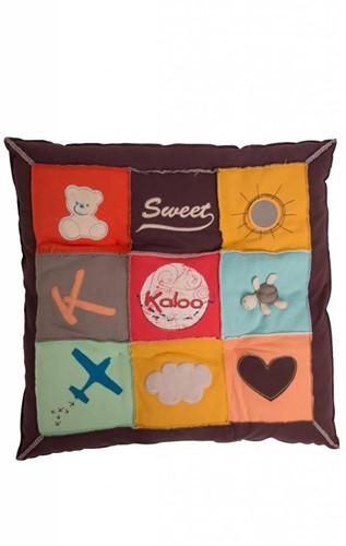 Planet Happy  pluche knuffel Sweet life activiteiten kussen