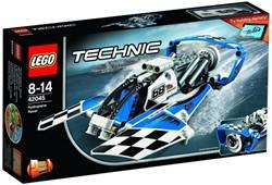 Lego  Technic set Technic - Watervliegtuig-racer 42045