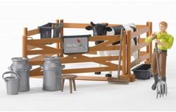 Bruder  Agrarisch accessoires Bworld farming set - 62600