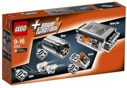 LEGO Technic Power functies motorset 8293