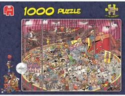 Jumbo Jan van Haasteren puzzel Het Circus - 1000 stukjes