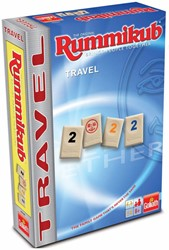Goliath Rummikub The Original Travel Tour Edition