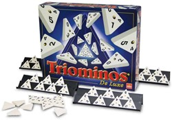 Goliath  bordspel Triominos De Luxe