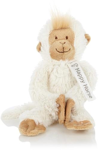 Happy Horse White Hanging Monkey no. 1