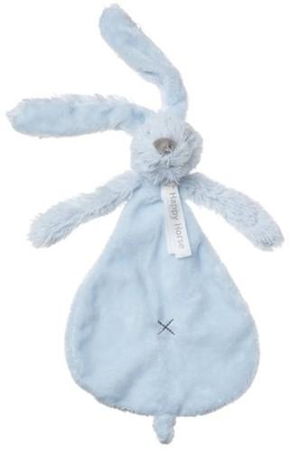 Happy Horse knuffeldoekje blauw Konijn Richie