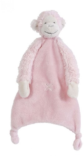Happy Horse Pink Monkey Mickey Tuttle