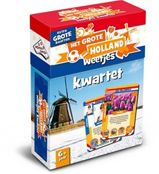 Identity Games Kwartet Holland