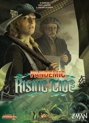 Z-man Games bordspel Pandemic Rising Tide