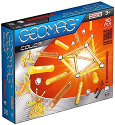 Geomag  constructie speelgoed color 30 pcs