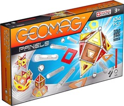Geomag  constructie speelgoed Panels 104 pcs