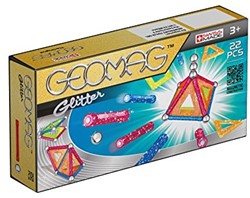 Geomag  constructie speelgoed Panels Glitter 22 pcs
