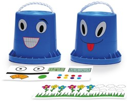 Buitenspeel  buitenspeelgoed DIY Loopklossen