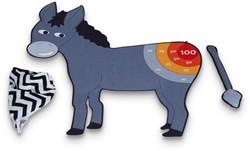 Buitenspeel  kinderspel Donkey