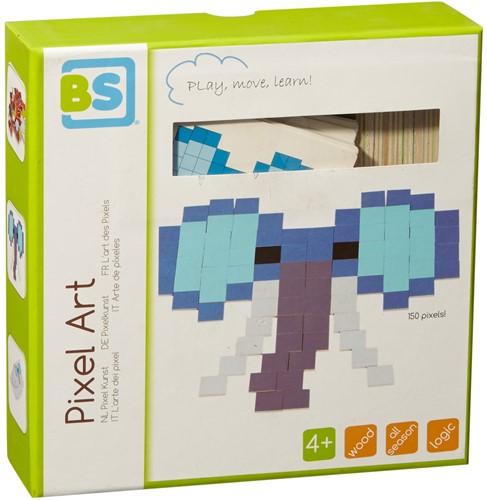 BS Toys Pixel Kunst