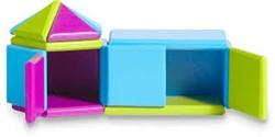 BS Toys Magneten Blokken - Boerderij