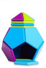 BS Toys Magneten Blokken - ufo