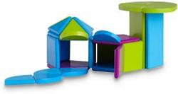 BS Toys Magneten Blokken - Zomerhuis