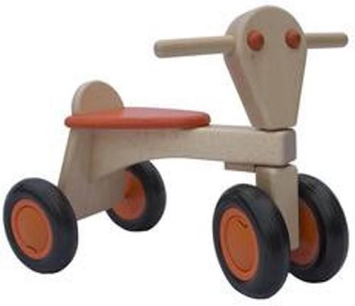 Van Dijk Loopfiets, oranje