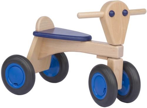 Van Dijk Toys Loopfiets, blauw