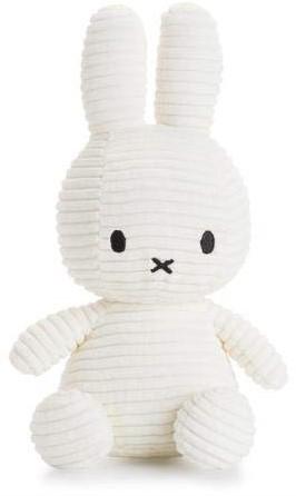 Nijntje Corduroy knuffel offwhite - 50 cm