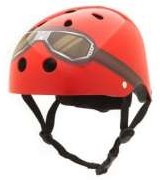 Planet Happy  loopfiets accessoires Rode goggle helm M