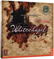 999 Games spel Brieven uit Whitechapel: Dear Boss