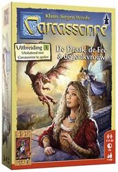 999 Games  bordspel Carcassonne: De Draak, de Fee