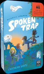Drie Magiers spellen reisspel Spokentrap tin