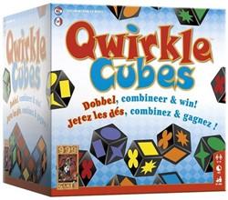 999 Games spel Qwirkle Cubes