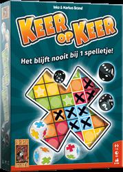 999 Games Keer op keer - Dobbelspel