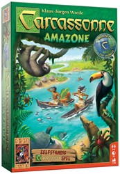 999 Games spel Carcassonne: Amazone