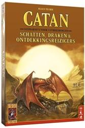 999 Games Catan: Schatten, Draken & Ontdekkingsreizigers