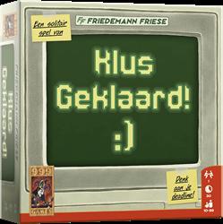 999 Games Kaartspel Klus geklaard