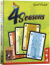 999 games kaartspel 4 seasons