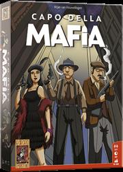 999 Games Capo della Mafia - Kaartspel