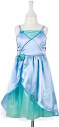 Souza Flore jurk, groen-blauw, 5-7 jaar/110-122 cm