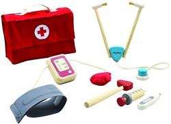 Plan Toys - Verkleedspullen - Doctor Set