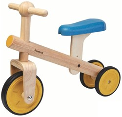 Plan Toys  houten loopfiets Balance Tricycle 3478