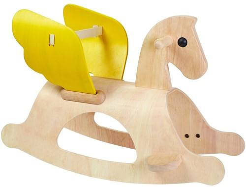 Plan Toys schommelpaard pegasus