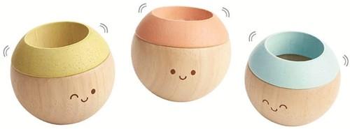 Plan Toys houten sensory tumbling