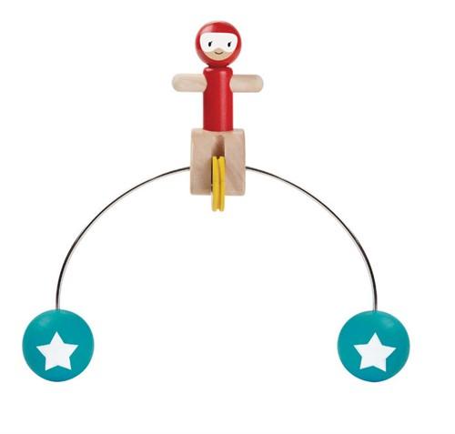Plan Toys riding acrobat