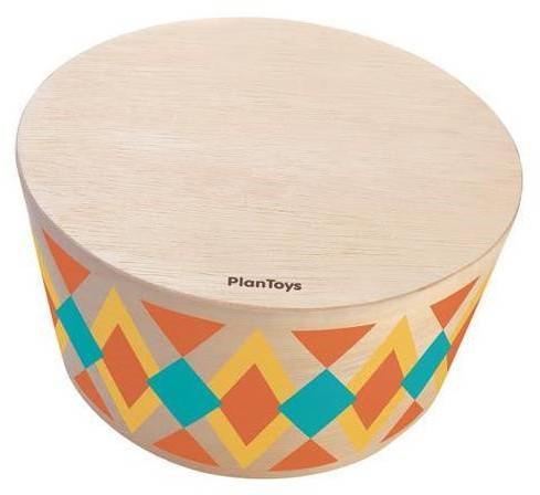 Plan Toys  houten muziekinstrument Rhythm Box