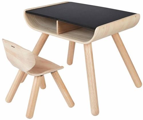 Plan Toys kindermeubels multifunctionele tafel en stoel