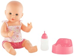 Corolle pop Emma Drink And Wet Bath Baby DNM59