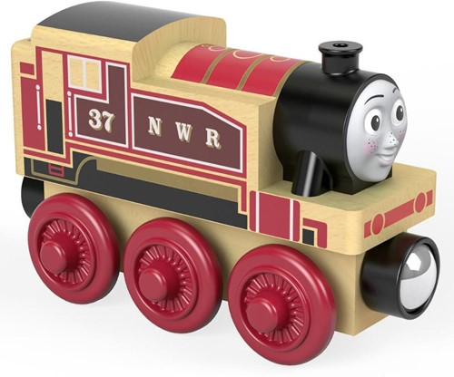 Thomas and Friends houten trein - Real Wood Rosie